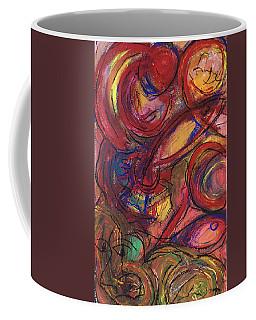 Pisces Symbalic Coffee Mug