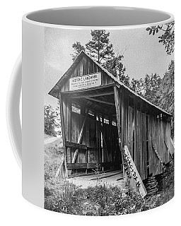 Pisgah Covered Bridge No. 1 Coffee Mug
