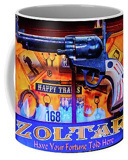Pistol Gun Sign Coffee Mug