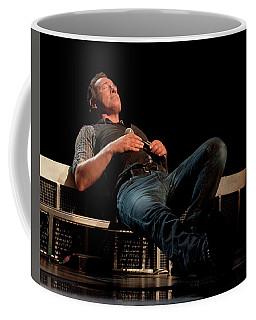 Pit Stop In Pittsburgh Coffee Mug