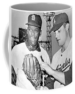 Pitcher Bob Gibson Coffee Mug