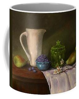 Pitcher Of Health Coffee Mug