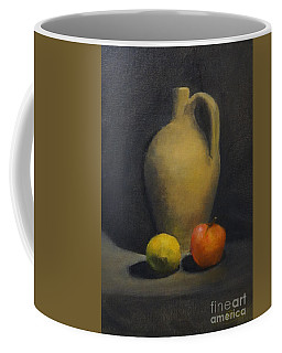 Pitcher This Coffee Mug by Genevieve Brown