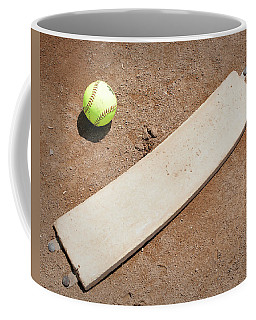 Pitchers Mound Coffee Mug