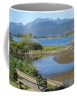 Pitt River Coffee Mug