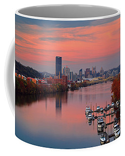 Pittsburgh 31st Street Bridge  Coffee Mug