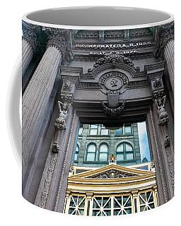 Pittsburgh Caryatids Coffee Mug