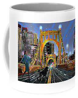 Pittsburgh Chic Coffee Mug