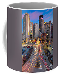 Pittsburgh Cultural District Coffee Mug