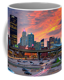 Pittsburgh From The Strip Coffee Mug