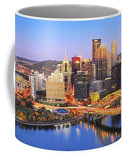 Pittsburgh Pano 22 Coffee Mug