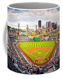 Pittsburgh Pirates  Coffee Mug by Emmanuel Panagiotakis
