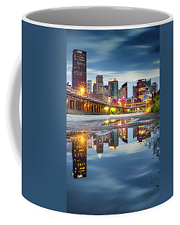 Coffee Mug featuring the photograph Pittsburgh Strip District by Emmanuel Panagiotakis