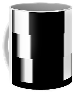 Pixels Coffee Mug by Bob Wall