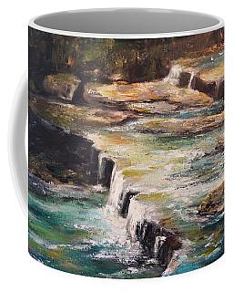 Pixley Falls Park Ny Coffee Mug