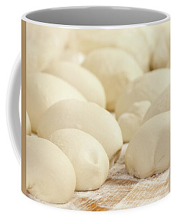 Pizza Dough Rising Coffee Mug