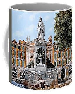 Place Garibaldi In Nice  Coffee Mug