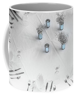 Place Settings Coffee Mug