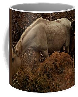 Coffee Mug featuring the photograph Placitas 6 by Catherine Sobredo