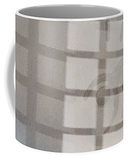 Plaid Palm Springs Idyll Coffee Mug by Stan  Magnan