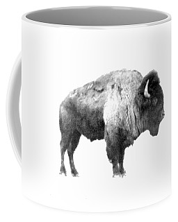 Plains Bison Coffee Mug