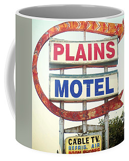 Plains Motel Coffee Mug