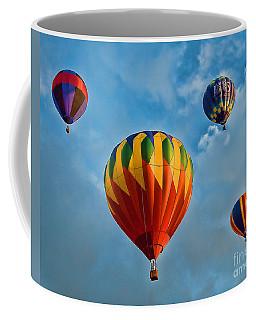 Plainville Balloons 3 Coffee Mug