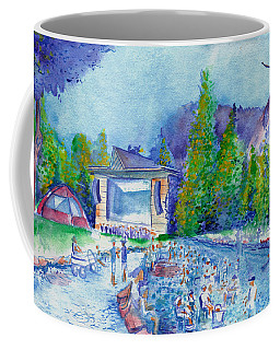 Planet Bluegrass Lyons Colorado Coffee Mug