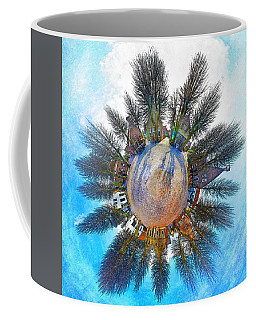 Planet Bourtange Coffee Mug