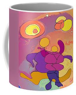 Planet Dancers Coffee Mug