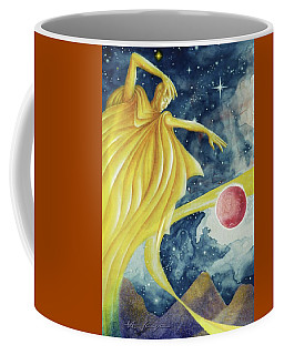Planet  Dreaming Coffee Mug