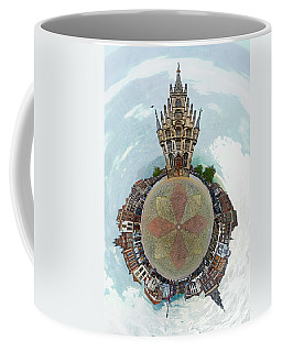 Planet Gouda Coffee Mug