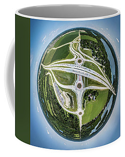 Planet Of The Roundabouts Coffee Mug