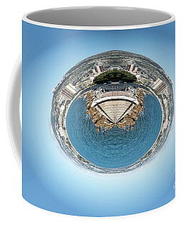 Planet Principality Coffee Mug by Roger Lighterness
