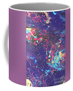 Planet Purple  Coffee Mug