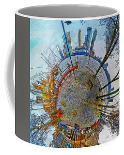 Planet Rotterdam Coffee Mug