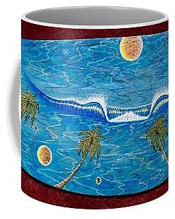 Planet Surf  Coffee Mug