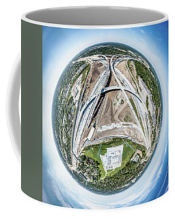 Planet Under Construction Coffee Mug