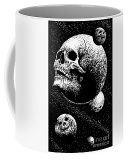 Planetary Decay Coffee Mug