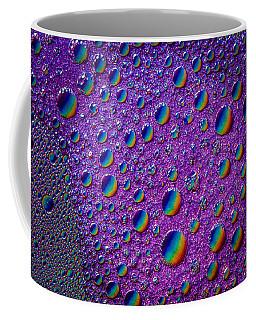 Planetary Rainbow Drop Alignment Coffee Mug
