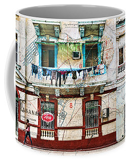 Plano De La Habana Coffee Mug