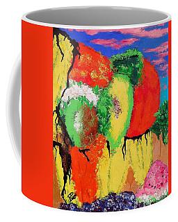 Plant Food Still Life Coffee Mug
