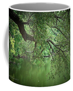 Planted By The Water Coffee Mug