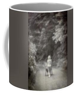 Planting-sepia Coffee Mug