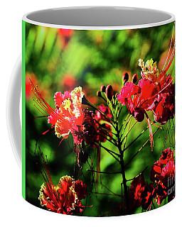 Plants And Flowers In Hawaii Coffee Mug