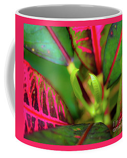 Coffee Mug featuring the photograph Plants In Hawaii by D Davila