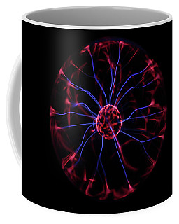Plasma Ball IIi Coffee Mug