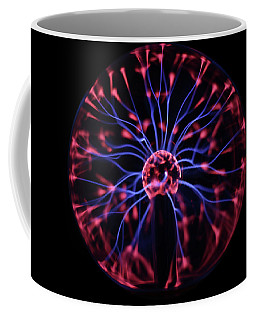 Plasma Ball Coffee Mug