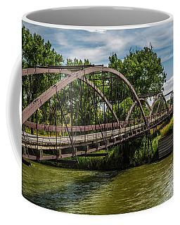 Platte River Bridge Coffee Mug