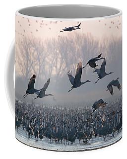 Platte River Morn Coffee Mug